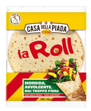 Piadina roll CRM x 3 330 g