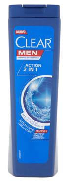 Shampoo Clear varie profumazioni 225 ml
