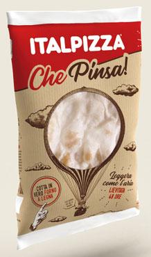 Pinsa Italpizza 220 g