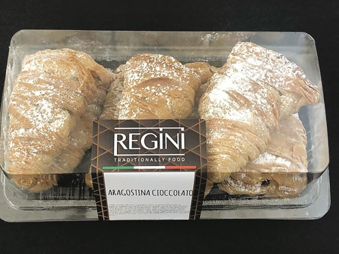 Aragostine Regini vari gusti 200 g