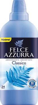 Ammorbidente Concentrato Felce Azzurra Classico/avanda 600 ml