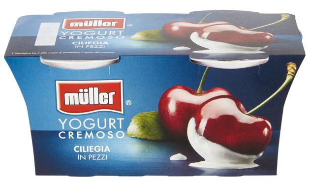 Crema Yogurt Muller vari gusti 2 x 125 g
