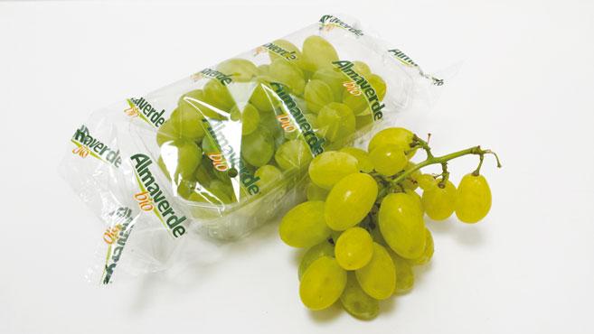Uva bianca  Almaverde bio al kg