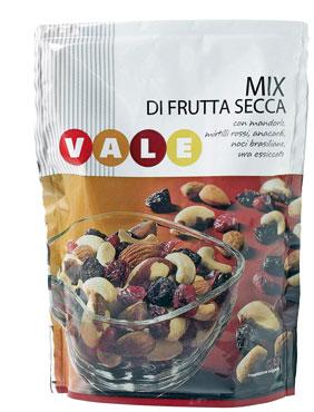 Mix frutta secca Vale  Sport Mix 150 g al pz