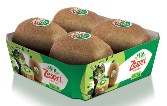 Kiwi Zespri green 500 g al pz
