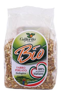 Farro Perlato biologico Colfiorito 300 g al pz