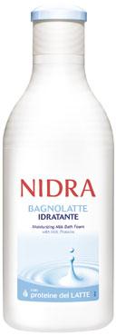 Bagno Nidra Latte/Mandorla 750 ml