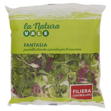 insalata fantasia 200 g, al pz
