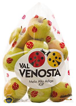 Mela Alto Adige IGP Golden Delicious Val Venosta 1,5 Kg al kg