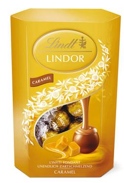 Cioccolatini Lindor assortiti 200 g