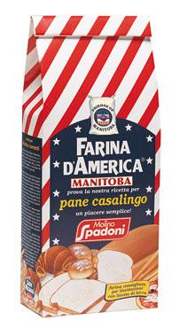 Farina Manitoba Spadoni 1 kg