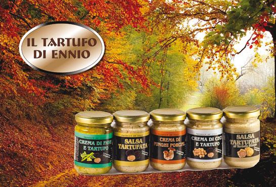 Salse/Creme Ennio vari tipi 130 g