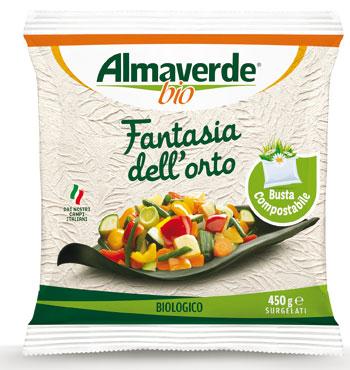 Fantasia dell'orto Almaverde bio 450 g