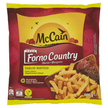 Patate Kid Smile/Forno Country Mc Cain 600 g