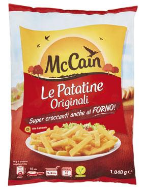 Patate Mc Cain Le Originali 1040 g