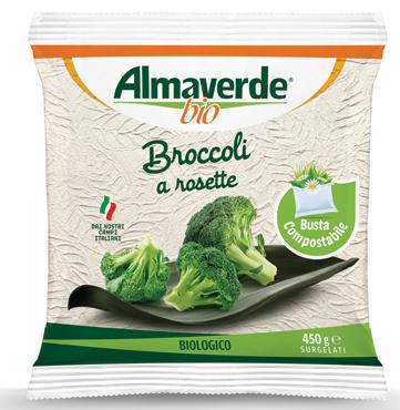 Broccoli rosette Almaverde bio 450 g