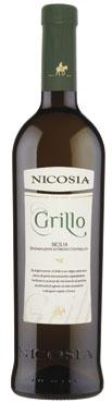 Grillo IGT/Nero D'Avola IGT Terre Siciliane Cantine Nicosia 75 cl
