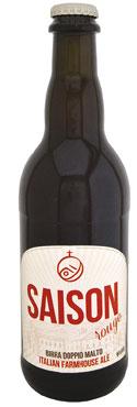 Birra Saison bionda/rossa monastero san biagio vap.  50cl