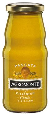 Passata di ciliegino giallo Agromonte 360 g