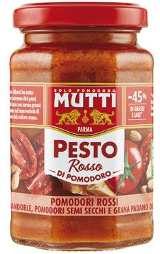 Pesto Mutti vari tipi 180 g