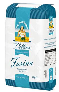 Farina 00 Cellino 1 kg