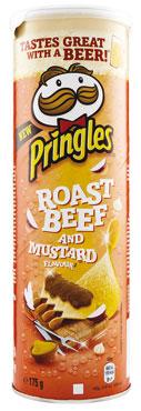 Patatine Pringles Vari tipi 175 g