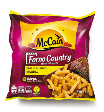 Patate Kid Smile/Forno Country Mc Cain 650 g
