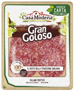 Salame gran goloso Casa Modena 80 g