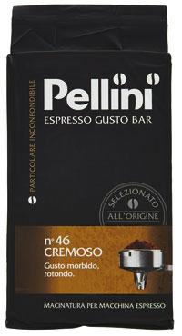 Caffe' Espresso Cremoso Pellini 250 g