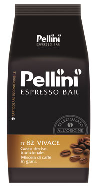 Caffe' in grani Pellini kg 1