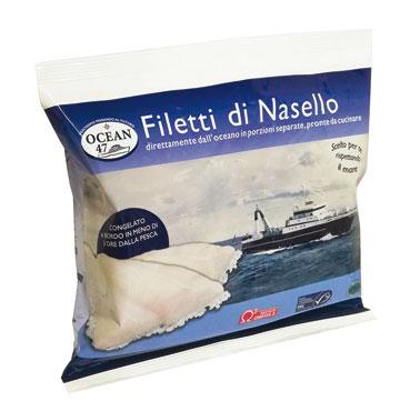 Filetti di Nasello Ocean47 300  g