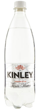 acqua tonica/tonica lemon Kinley 75 cl