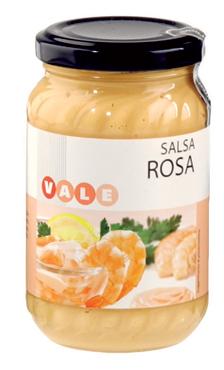 Salsa Rosa/Cocktail/Tartara Vale 240 g