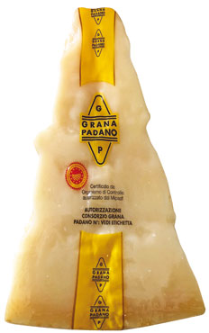 Grana Padano DOP SV 300/400 g al kg