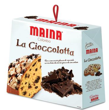 Colomba Cioccolotta Maina 750 g