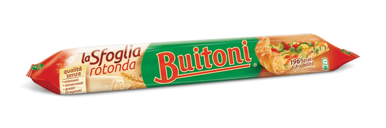 Pasta Brise'e/Sfoglia salata tonda Buitoni 230 g