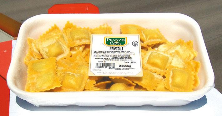 Ravioli ricotta e spinaci Pranzo & Cena 500 g