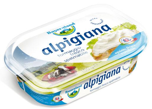 Formaggio Spalmabile Alpigiana 150 g