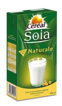 Soia Drink Ce're'al 500 ml