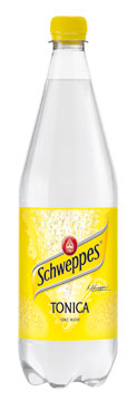 Bibite Schweppes gusti assortiti pet 1 l
