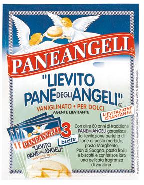 Lievito Paneangeli vari tipi 48/21/45 g