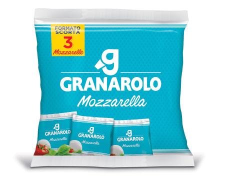 Mozzarella Granarolo busta 3 x 100 g