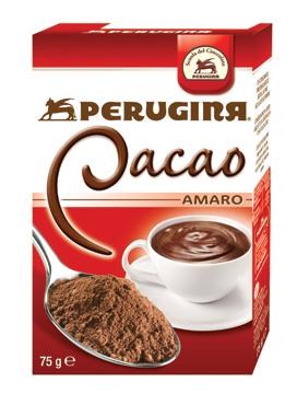Cacao amaro Perugina 75 g