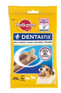 Pedigree dentastix busta small/medium