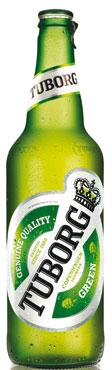 Birra Tuborg bottiglia 66 cl