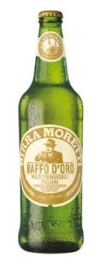 Birra Moretti Baffo oro 66 cl