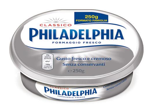 Philadelphia  250 g