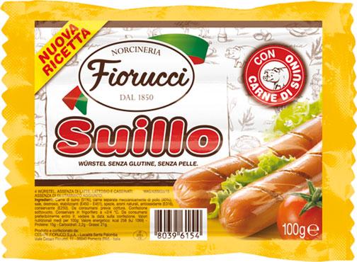 Wurstel Suillo Fiorucci 100 g