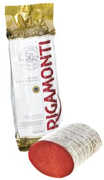 Bresaola della Valtellina IGP punta d'anca Rigam