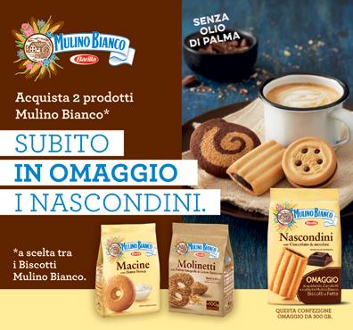 Biscotti classici Mulino Bianco 700/800 g